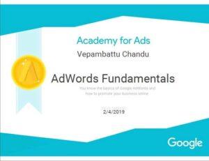 Google Ads Fundamental